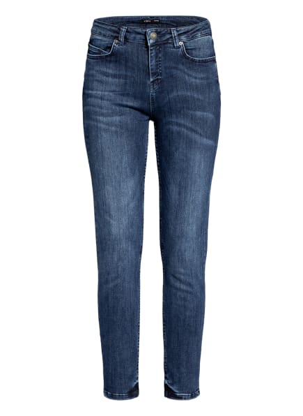ONE MORE STORY 7/8-Jeans, Farbe: 4122 Dark Blue Washed (Bild 1)