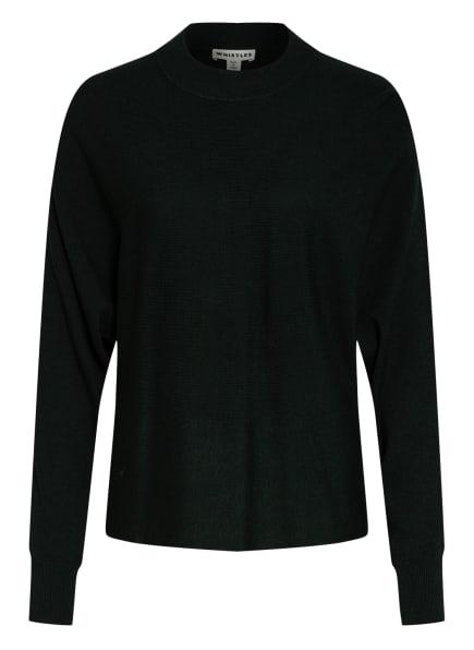 WHISTLES Pullover DOLMAN , Farbe: DUNKELGRÜN (Bild 1)