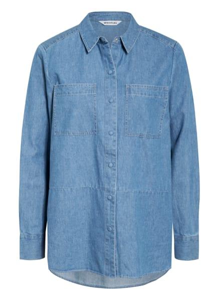 WHISTLES Jeansbluse SOKI, Farbe: HELLBLAU (Bild 1)