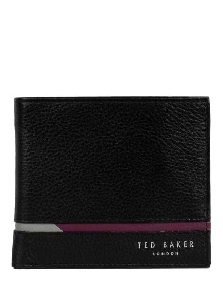 TED BAKER Geldbörse BIFOLD, Farbe: SCHWARZ (Bild 1)