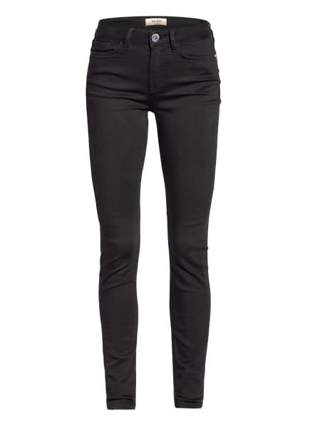MOS MOSH Skinny Jeans ALLI CORE, Farbe: SCHWARZ (Bild 1)