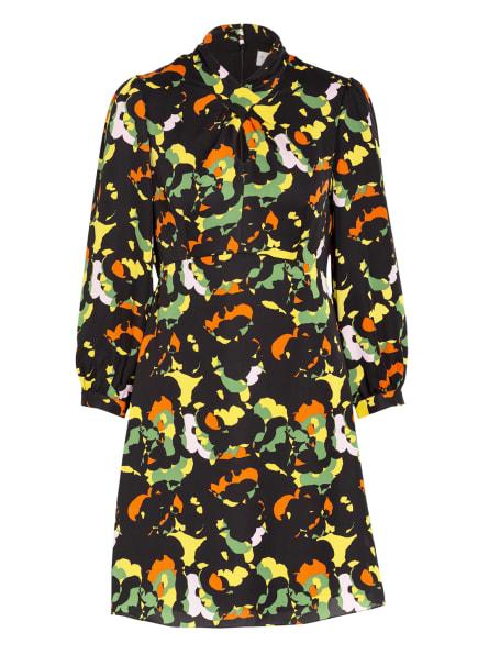 damsel in a dress Kleid CARINE , Farbe: SCHWARZ/ GELB/ GRÜN (Bild 1)