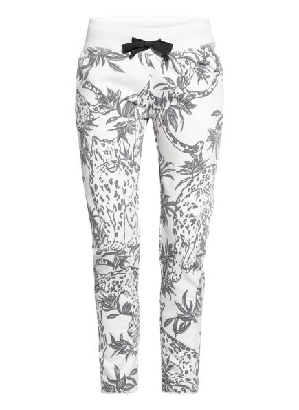 Juvia Sweatpants, Farbe: WEISS/ GRAU (Bild 1)