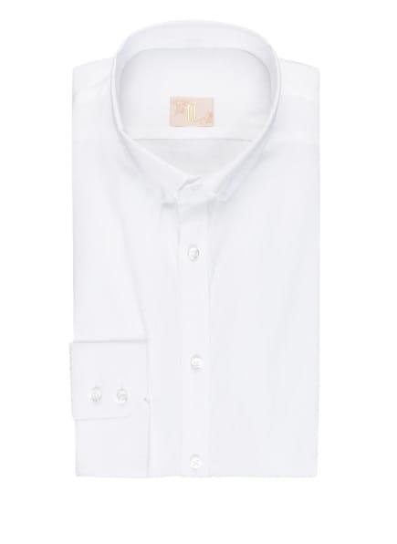 Q1 Manufaktur Hemd SANDRO Extra Slim Fit, Farbe: WEISS (Bild 1)