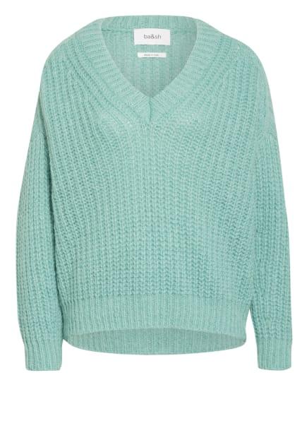 ba&sh Pullover BABE, Farbe: HELLGRÜN (Bild 1)