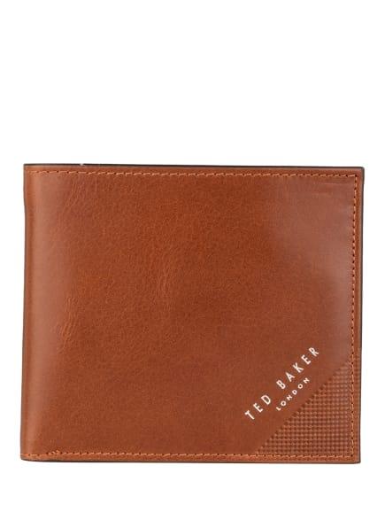 TED BAKER Geldbörse PRUG, Farbe: COGNAC (Bild 1)