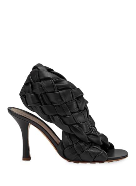 BOTTEGA VENETA Sandaletten BOARD, Farbe: BLACK (Bild 1)