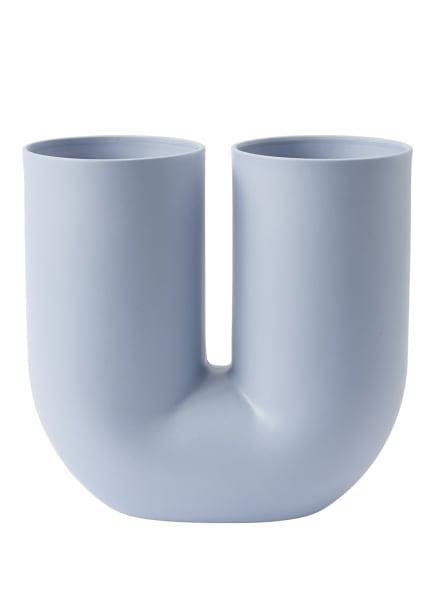 MUUTO Vase KINK , Farbe: HELLBLAU (Bild 1)