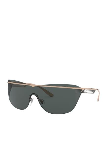 BVLGARI Sunglasses Sonnenbrille BV6139, Farbe: 203387 - GOLD/ GRAU (Bild 1)