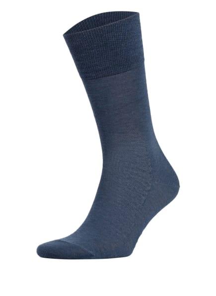FALKE Socken TIAGO, Farbe: 6670 JEANS (Bild 1)