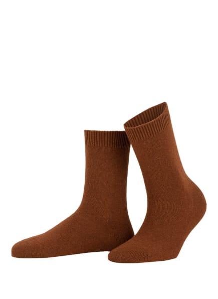 FALKE Socken COSY WOOL, Farbe: 5042 caramel (Bild 1)
