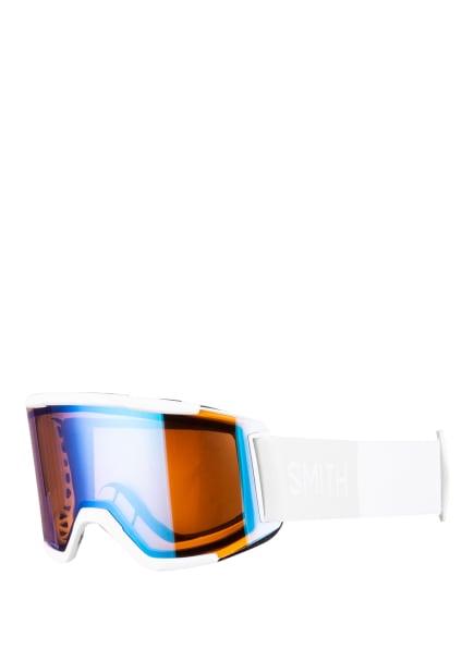 SMITH Skibrille SQUAD mit Wechselglas, Farbe: 33F White Vapor 984G Photo Rose (Bild 1)