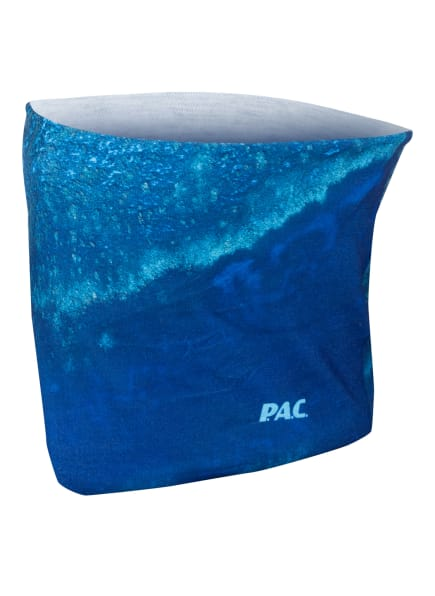 P.A.C. Multifunktionstuch mit UV-Schutz 40+, Farbe: BLAU (Bild 1)