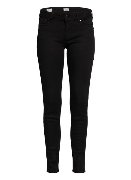 Pepe Jeans Skinny Jeans PIXIE, Farbe: XB1 STAY BLACK (Bild 1)