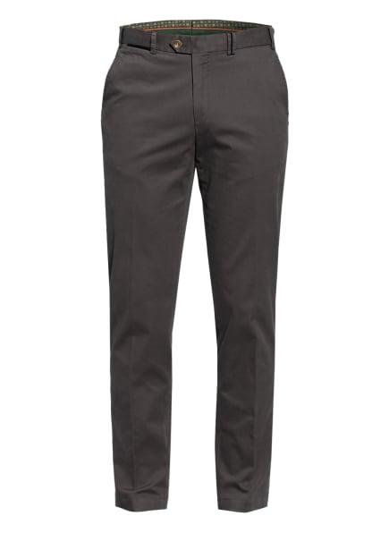 HILTL Chino PEAKER-S Regular Fit, Farbe: DUNKELGRAU (Bild 1)