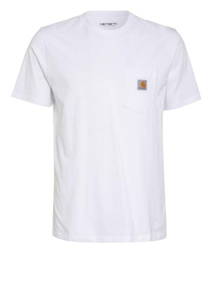carhartt WIP T-Shirt, Farbe: WEISS (Bild 1)