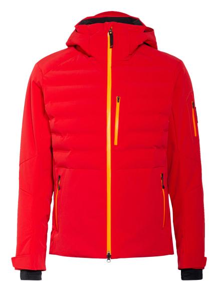 FIRE+ICE Skijacke TINO, Farbe: ROT (Bild 1)