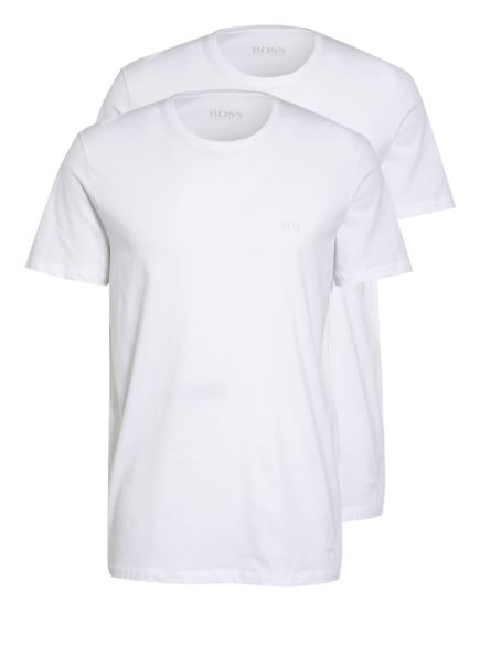 BOSS 2er-Pack T-Shirts, Farbe: WEISS (Bild 1)