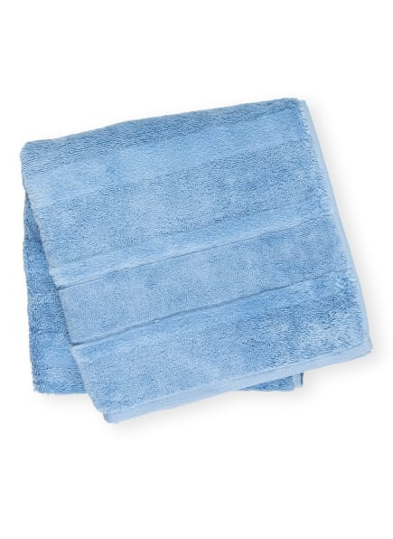 Cawö Handtuch NOBLESSE, Farbe: HELLBLAU (Bild 1)