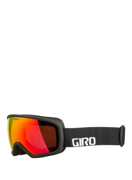 GIRO Skibrille RINGO, Farbe: 004 black vivid amber (Bild 1)