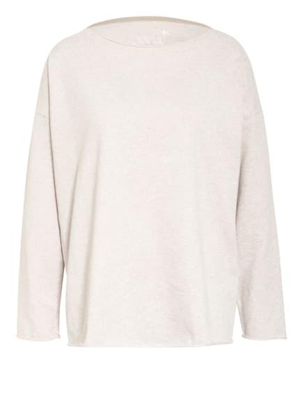 Juvia Sweatshirt , Farbe: BEIGE (Bild 1)