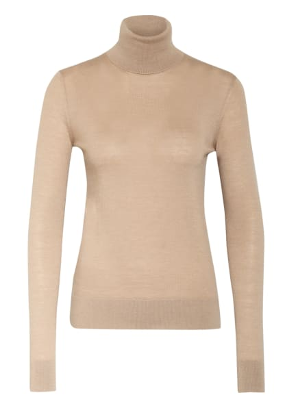 RALPH LAUREN Collection Rollkragenpullover, Farbe: BEIGE (Bild 1)