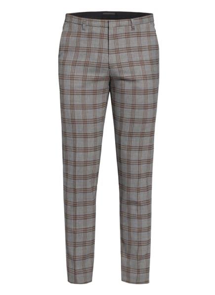 DRYKORN Anzughose FOOT Sim Fit , Farbe: 1100 braun (Bild 1)