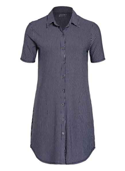 JOCKEY Lounge-Kleid , Farbe: DUNKELBLAU/ WEISS (Bild 1)