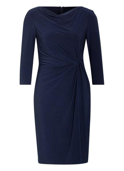 LAUREN RALPH LAUREN Kleid TRAVA mit 3/4-Arm, Farbe: DUNKELBLAU (Bild 1)