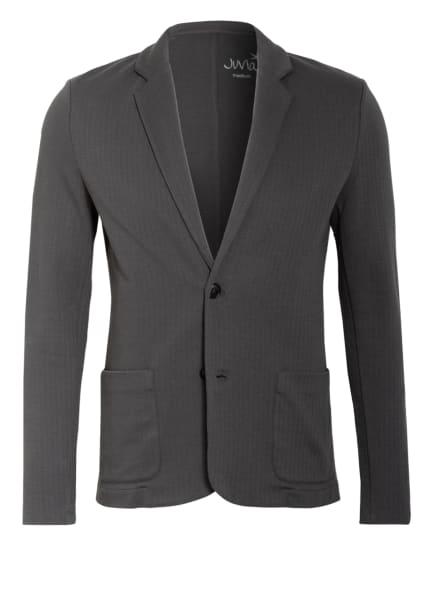 Juvia Jerseysakko Extra Slim Fit, Farbe: DUNKELGRAU (Bild 1)
