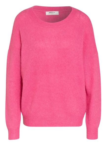 MOSS COPENHAGEN Pullover, Farbe: ROSA (Bild 1)