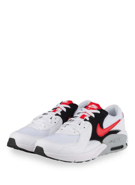 Nike Sneaker AIR MAX EXCEE, Farbe: WEISS/ ROT/ GRAU (Bild 1)