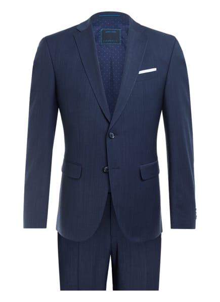 pierre cardin Anzug ANDRE DUPONT FUTURE FLEX Regular Fit, Farbe: DUNKELBLAU (Bild 1)