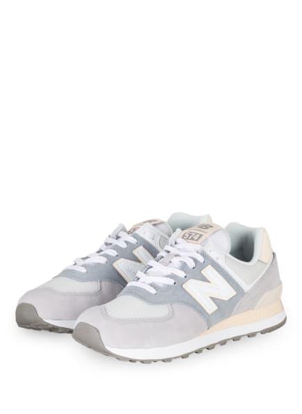 new balance Sneaker WL574, Farbe: HELLGRAU/ GRAU (Bild 1)