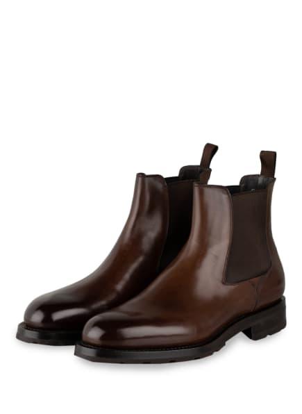 Santoni Chelsea-Boots COLLIN, Farbe: BRAUN (Bild 1)