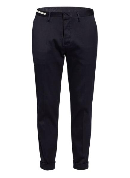 EMPORIO ARMANI Hose Slim Straight Fit , Farbe: DUNKELBLAU (Bild 1)