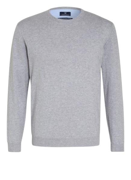 STROKESMAN'S Pullover, Farbe: HELLGRAU (Bild 1)