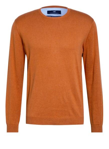STROKESMAN'S Pullover, Farbe: COGNAC (Bild 1)
