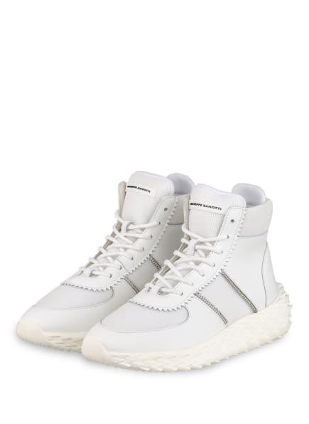 GIUSEPPE ZANOTTI DESIGN Plateau-Sneaker URCHIN, Farbe: WEISS (Bild 1)