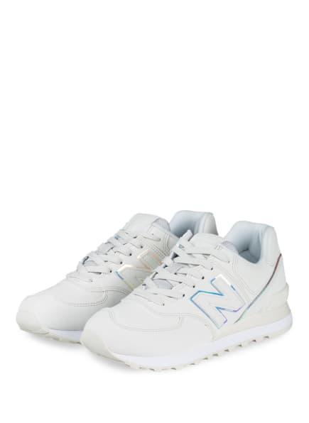 new balance Sneaker WL574, Farbe: WEISS (Bild 1)