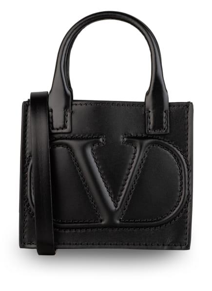 VALENTINO GARAVANI Handtasche MINI VLOGO WALK, Farbe: SCHWARZ (Bild 1)