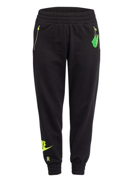 Nike 7/8-Sweatpants, Farbe: SCHWARZ (Bild 1)