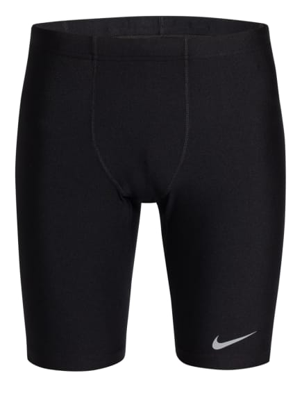 Nike Laufshorts FAST, Farbe: SCHWARZ (Bild 1)