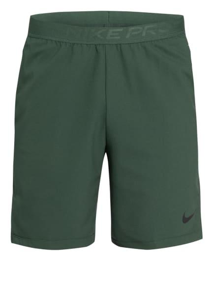 Nike Trainingsshorts PRO FLEX VENT MAX, Farbe: DUNKELGRÜN (Bild 1)