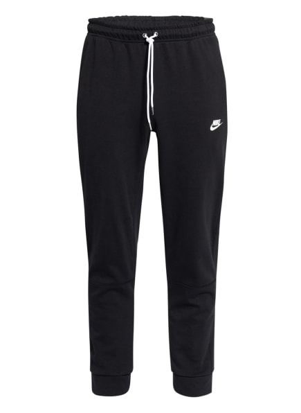 Nike Sweatpants, Farbe: SCHWARZ/ WEISS (Bild 1)