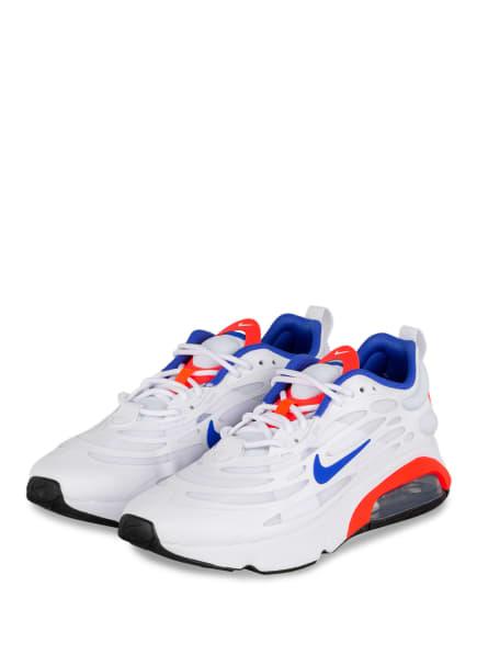 Nike Sneaker AIR MAX EXOSENSE, Farbe: WEISS/ BLAU/ NEONROT (Bild 1)