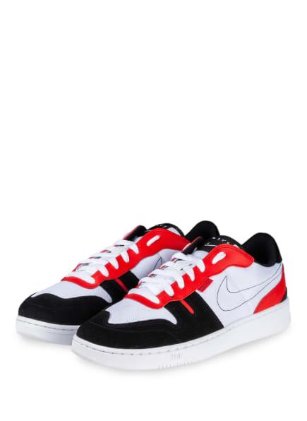 Nike Sneaker SQUASH-TYPE, Farbe: WEISS/ SCHWARZ/ ROT (Bild 1)