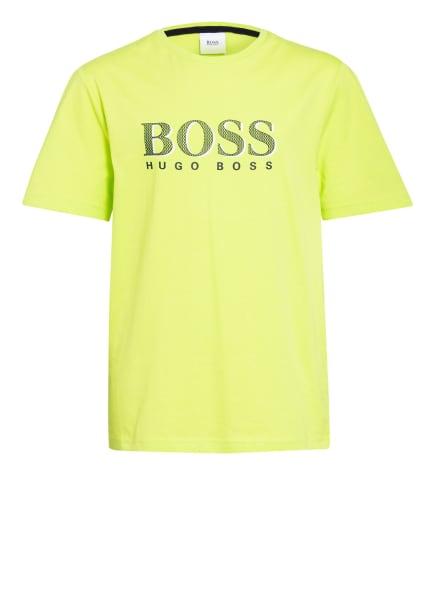 BOSS T-Shirt, Farbe: HELLGRÜN (Bild 1)
