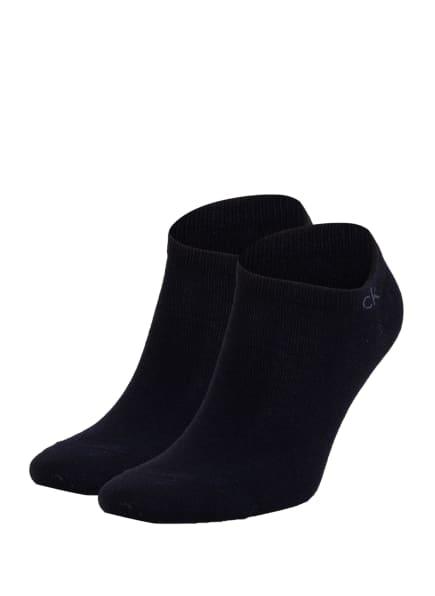 Calvin Klein 2er-Pack Sneakersocken , Farbe: 004 NAVY (Bild 1)