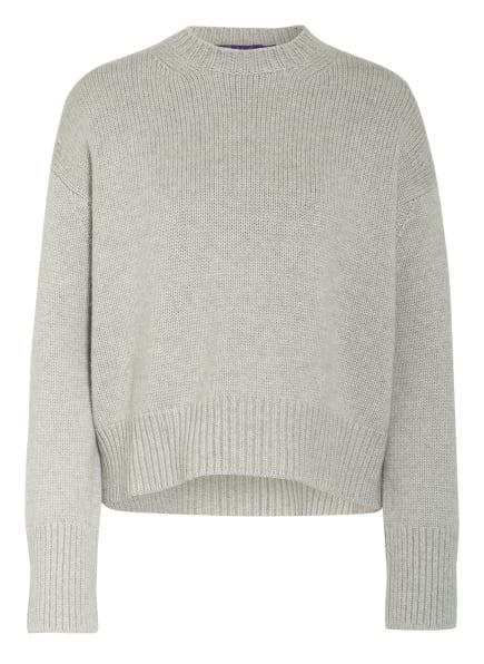 RALPH LAUREN Collection Pullover mit Cashmere, Farbe: HELLGRAU (Bild 1)